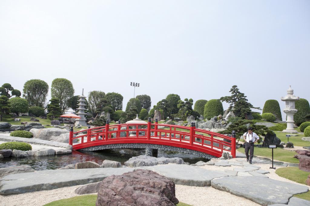 Công viên Cá Koi tại Sài Gòn