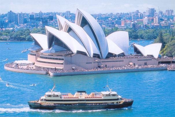 Tour du lịch Châu Úc - Sydney - Canberra 8 ngày 7 đêm