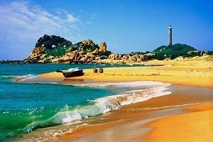 Khu du lịch Phan Thiết - Mũi Né rực rỡ sắc màu