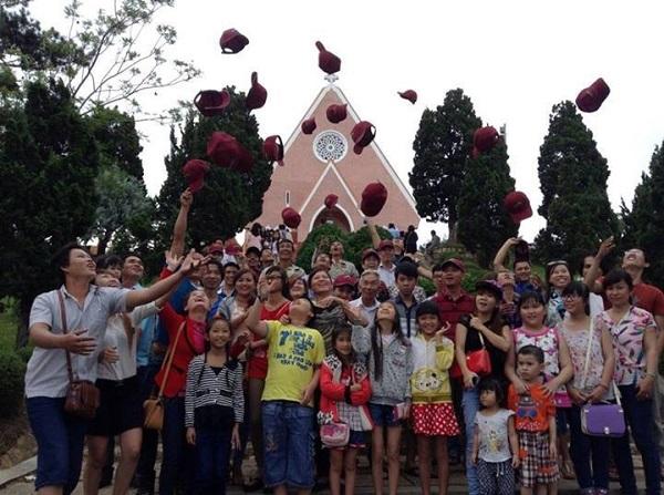 Tour du lịch Ninh Chữ Đà Lạt 4N3Đ: Vịnh Vĩnh Hy - LangBiang