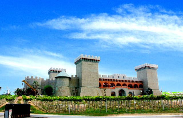 Tour du lịch Phan Thiết - Mũi Né 2 ngày 2 đêm (Lâu đài Rượu Vang)