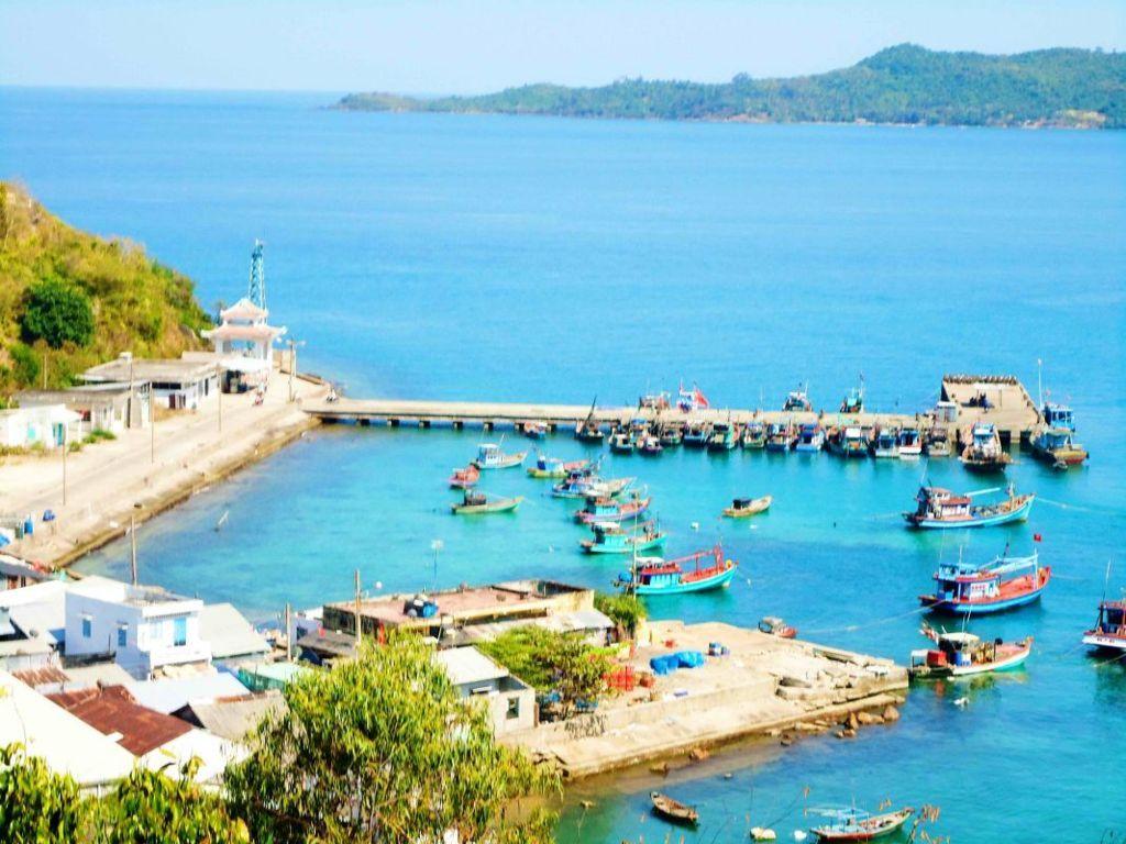 Nơi nghỉ dưỡng lý tưởng đảo Hòn Ông – Đảo Cá Voi