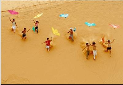 Khám phá nét độc đáo của đồi cát bay - du lịch Phan Thiết