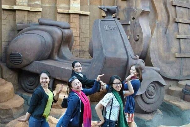Tour du lịch Đà Lạt 3 ngày 2 đêm Đường hầm Đất Sét
