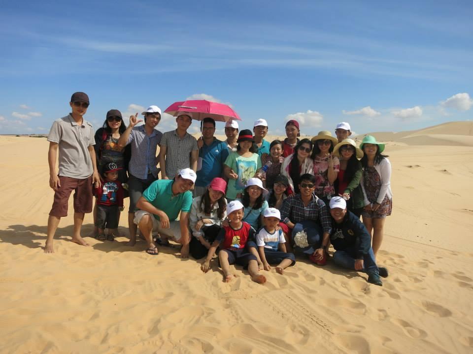 Tour du lịch Phan Thiết - Mũi Né 2N1Đ: Lâu Đài Rượu Vang - Đồi Cát Bay...