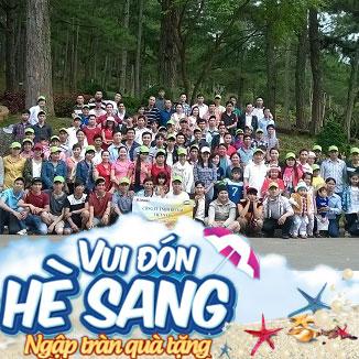Tour du lịch hè Đà Lạt 3N3Đ: Datanla - Langbiang - Nhà đất sét...