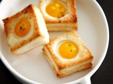 Du lịch Đà Lạt - thưởng thức món ăn sáng hấp dẫn, lạ mắt