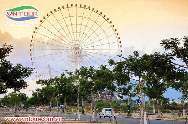 Tour du lịch Đà Nẵng 4 ngày 3 đêm Tết Tây 2017 (Phố Cổ Hội An)