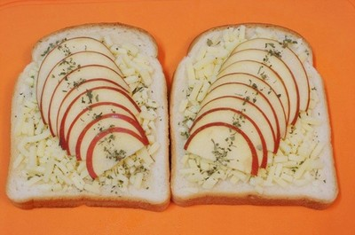 Du lịch Đà Lạt - Bữa ăn sáng với Sandwich thơm ngon
