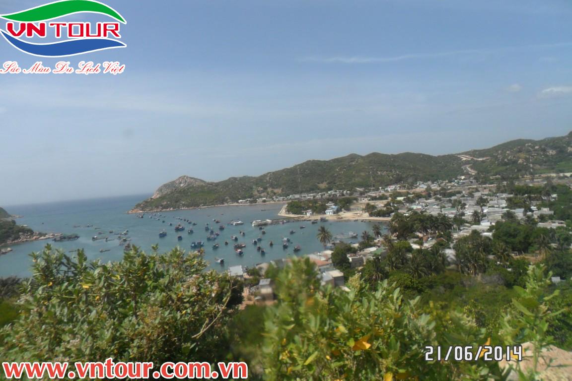 Tour du lịch Ninh Chữ - Bình Hưng 3 ngày 2 đêm (vịnh Vĩnh Hy)