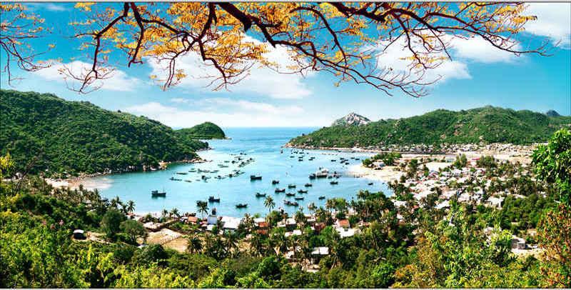 Tour du lịch Ninh Chữ 3 ngày 2 đêm (Vịnh Vĩnh Hy)