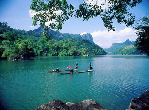 Việt Nam đưa vườn Quốc Gia Ba Bể vào điểm du lịch sinh thái hàng đầu