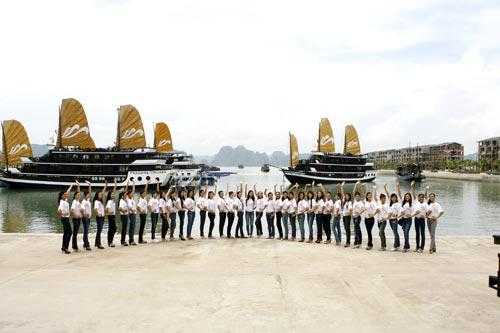 Tuần Châu là cảng du thuyền nhân tạo lớn nhất khu vực Đông Nam Á.