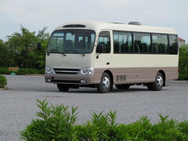 Cho thuê xe du lịch Hyundai County 25 chỗ