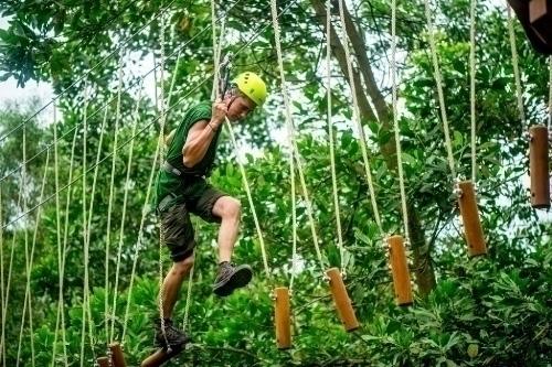 Những trò chơi mạo hiểm mới phổ biến ở Việt Nam