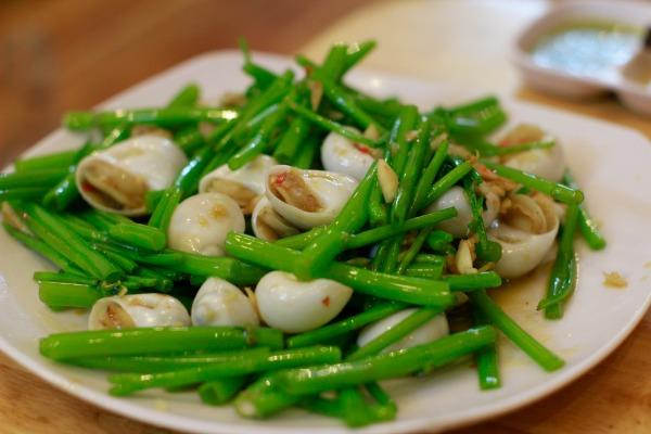 Những món ốc ngon hiếm thấy ở Sài Gòn