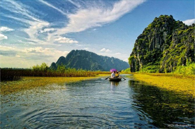 Vân Long - Bức tranh tự nhiên lớn nhất Việt Nam
