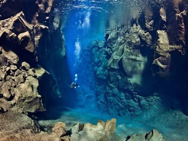Khám phá 20 điểm du lịch bí ẩn nhất thế giới