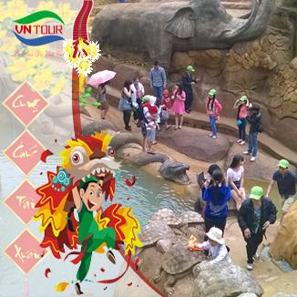 Tour du lịch Đà Lạt tết 2017 3 ngày 2 đêm (Thiên đường Đất Sét)