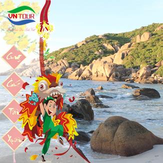 Tour du lịch đảo Bình Ba - Nha Trang Tết Âm Lịch 3 ngày 3 đêm
