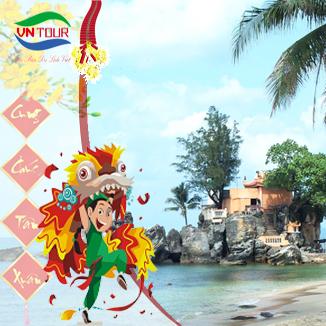 Tour du lịch tết Phú Quốc 3 ngày 2 đêm (Vinpearl Land)