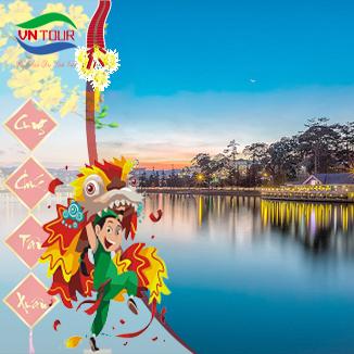 Tour du lịch Nha Trang - Đà Lạt Tết Nguyên Đán 5 ngày 4 đêm