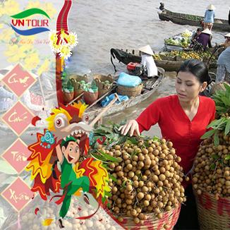 Tour du lịch miền Tây 1 ngày (Tiền Giang - Bến Tre)