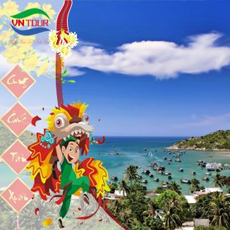 Tour du lịch Ninh Chữ Tết Nguyên Đán 3 ngày 2 đêm