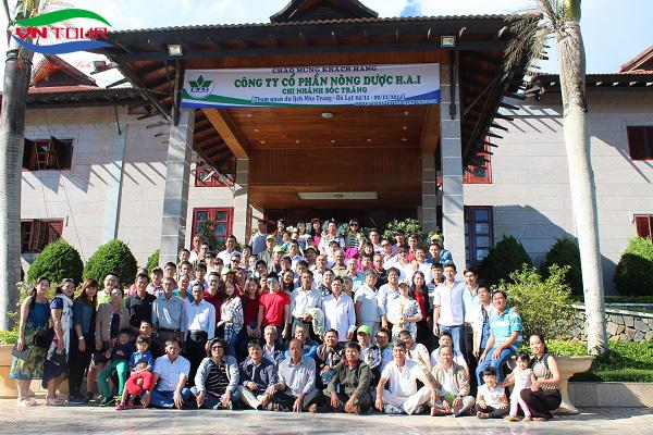 Công ty nông dược H.A.I tham quan du lịch Nha Trang Đà Lạt
