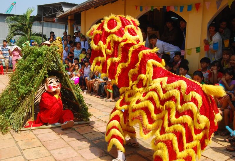 Du lịch Tết Tây Ninh khám phá lễ hội đặc sắc