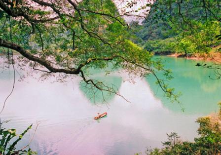 Thiên nhiên Cao Bằng non nước thơ mộng, trữ tình