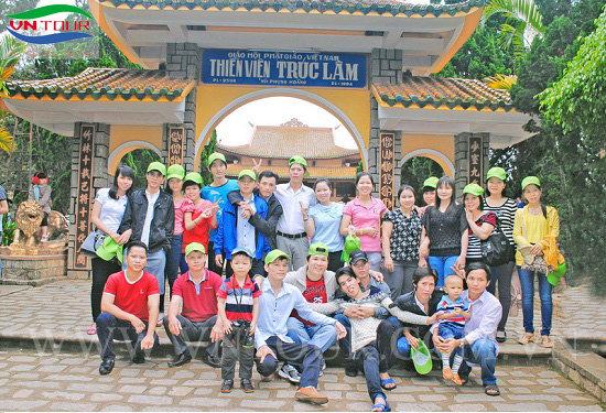 Công ty TNHH Rinnai Việt Nam du lịch Đà Lạt