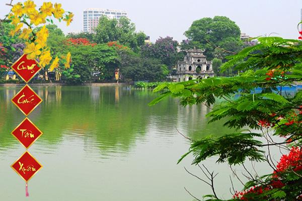 Tour du lịch Hà Nội – Đền Hùng - SaPa – Tây Thiên Tết 5 ngày 4 đêm