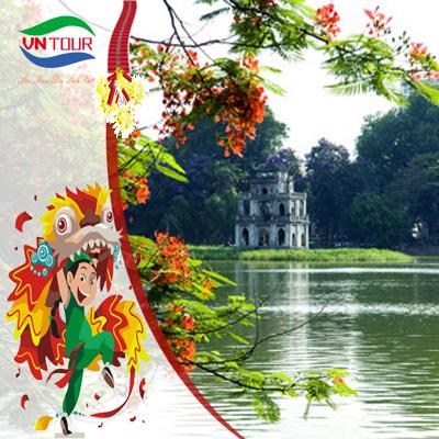 Tour du lịch tết Hà Nội - Ninh Bình 3 ngày 2 đêm