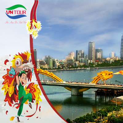 Tour du lịch Đà Nẵng Tết Nguyên Đán 4 ngày 3 đêm (Hành trình Di sản miền Trung)