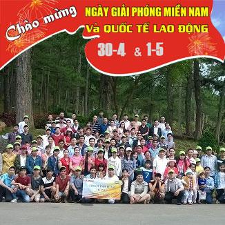 Tour du lịch Đà Lạt lễ 30/4 - 1/5 năm 2017 4 ngày 3 đêm