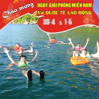 Tour du lịch Đà Nẵng lễ 30/4 - 1/5 4 ngày 3 đêm (Sơn Trà - Cù Lao Chàm)