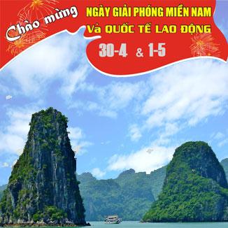 Tour du lịch Hà Nội - Bái Đính 30/4 - 1/5 4 ngày 3 đêm