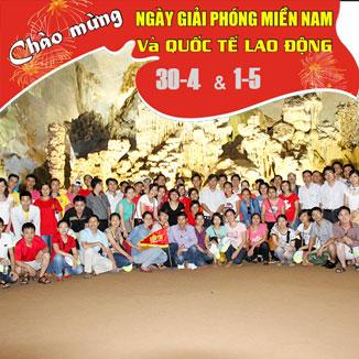 Tour du lịch Hà Nội - Hạ Long 3 ngày 2 đêm lễ 30/4 - 1/5