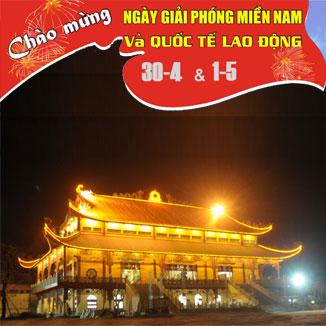 Tour du lịch Hà Nội - Tràng An 5 ngày 4 đêm lễ 30/4 - 1/5