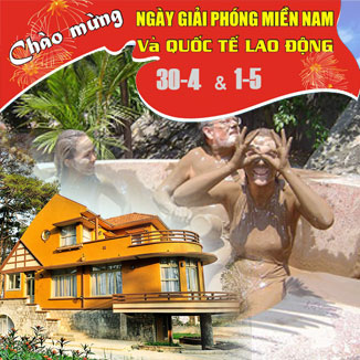 Tour du lịch Nha Trang - Đà Lạt 5 ngày 4 đêm lễ 30/4 – 1/5