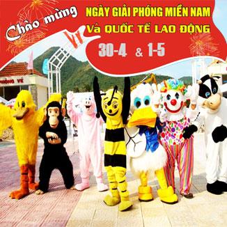 Tour lễ 30/4 - 1/5: du lịch Nha Trang 3 ngày 3 đêm