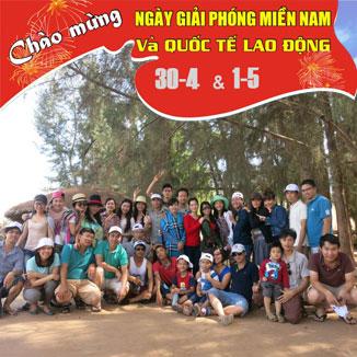 TOUR du lịch Phan Thiết - Mũi Né lễ 30/4 - 1/5 năm 2017 3 ngày 2 đêm
