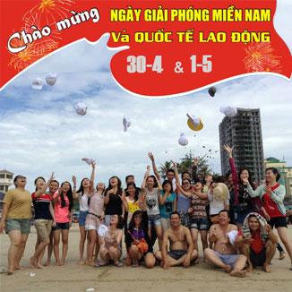 Tour Du Lịch Vũng Tàu Lễ 30/4 - 1/5 năm 2017 2 ngày 1 đêm