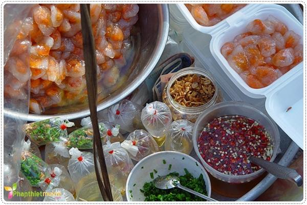 Du lịch Phan Thiết nên ăn gì?