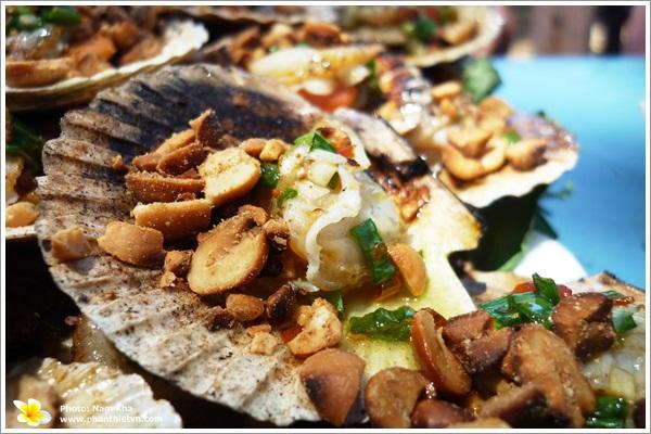 Thưởng thức các món hải sản khi du lịch Phan Thiết