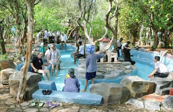 Tour du lịch Vũng Tàu 1N: Bình Châu - Hồ Cốc