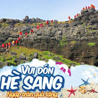 Tour du lịch hè Phan Thiết 4N3Đ: Khám phá đảo Phú Quý