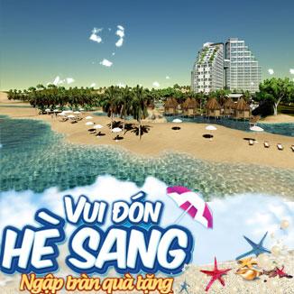 Tour du lịch hè Vũng Tàu 1 ngày: Bình Châu - Hồ Cốc...