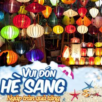 Tour du lịch hè Đà Nẵng - Huế - Hội An 4N3Đ: Động Phong Nha -Bà Nà...